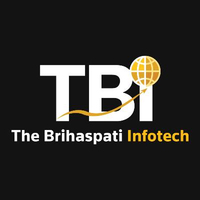 The Brihaspati Infotech - Ecommerce Web Development Company Profile Image