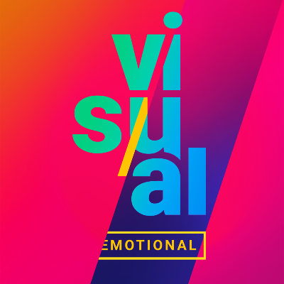 Visual Emotional Profile Image