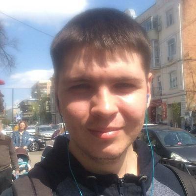 Eduard Shovkovyi Profile Image