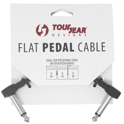 Tour Gear Designs - Flat Patch Cables Profile Image