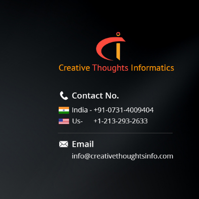 Creative Thoughts Informatics Services Pvt Ltd Profile Image