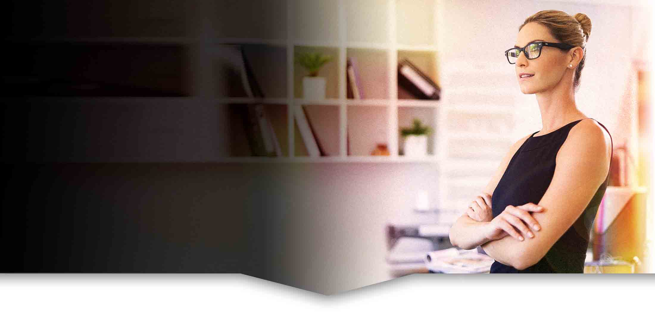 Image of a freelancer at work