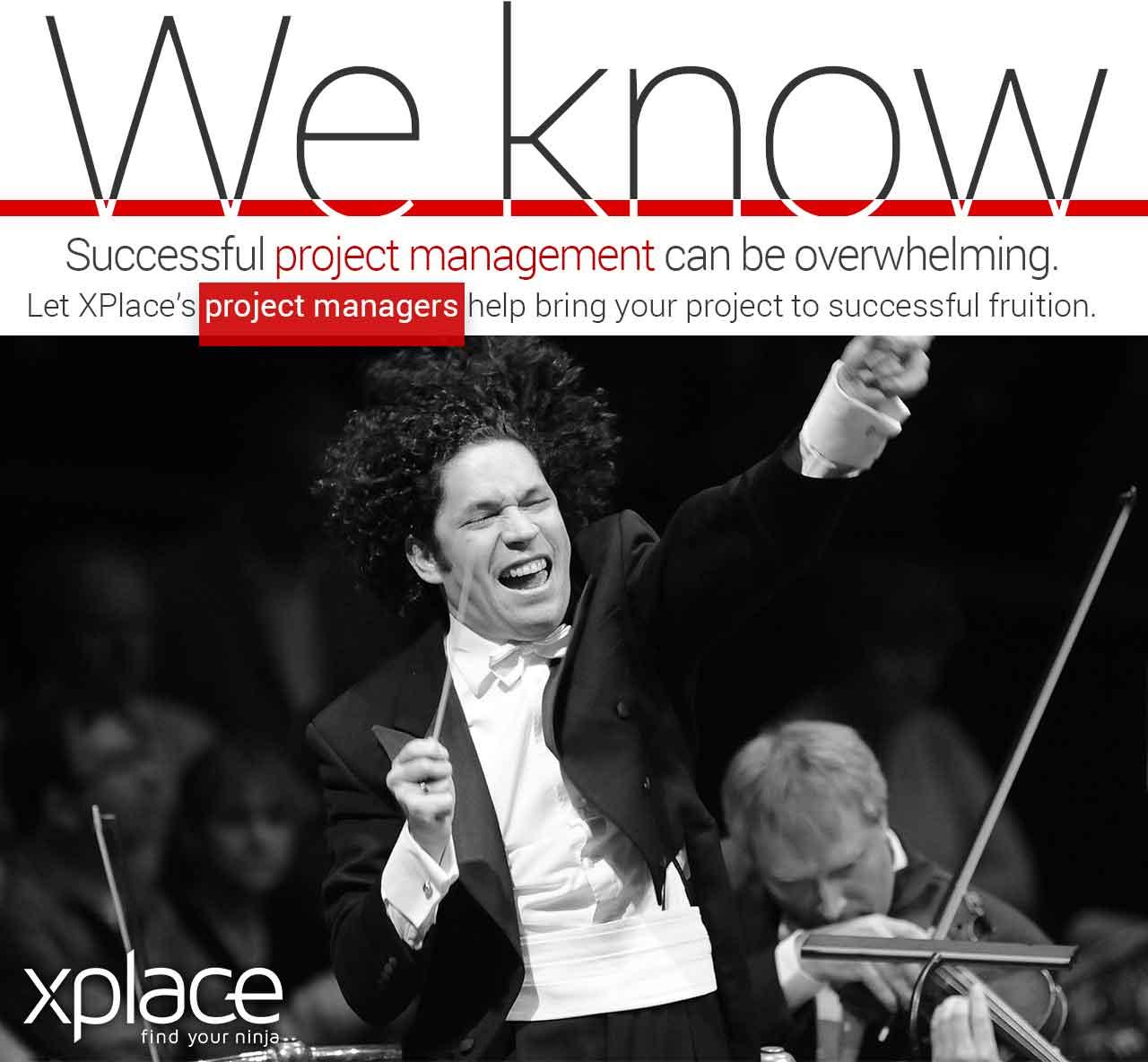 XPlace Project Management Image